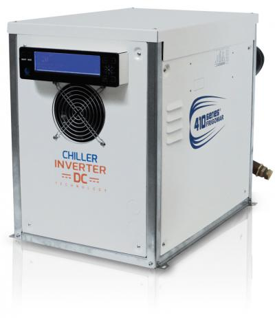 Chiller inverter CL614
